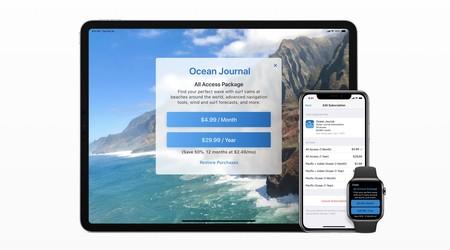 Apple activará códigos de descuento para que los desarrolladores puedan ofrecer precios más atractivos en nuestras suscripciones