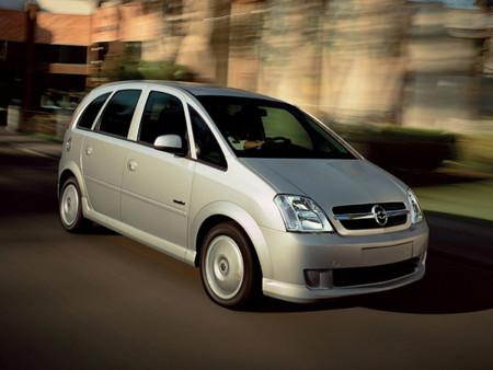 Chevrolet Meriva 02