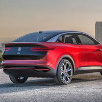 El SUV eléctrico Volkswagen ID.4 se presentará en Salón del Automóvil de Nueva York, y le seguirá una variante coupé