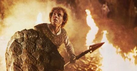 El dragon del lago de fuego 2