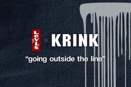 La nueva colección Otoño-Invierno 2009/2010 de Levi's by Krink