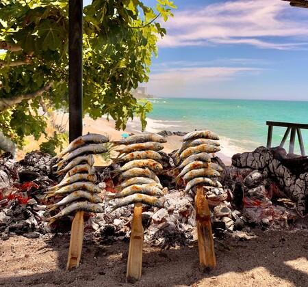 Espetos De El Parador Playa