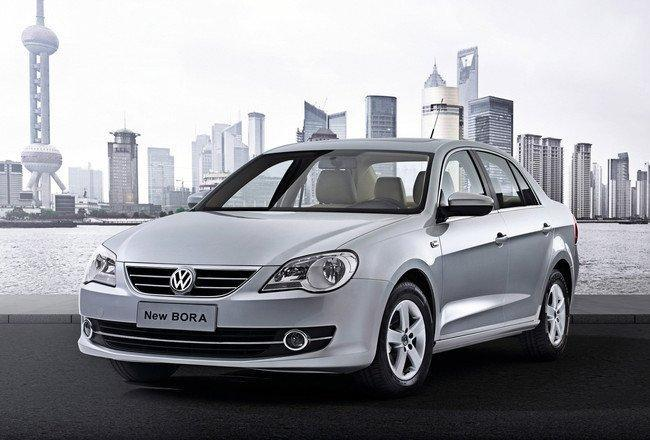 Volkswagen Bora China