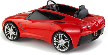 Chevrolet Corvette Stingray Eléctrico: ¿O es que nadie iba a pensar en los niños?