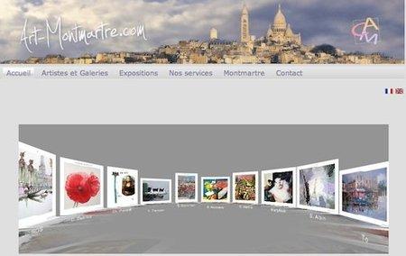 Los artistas de Montmartre