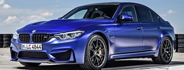 El BMW M3 se presentará en Frankfurt o Ginebra con posibilidad de pasar de los 500 hp