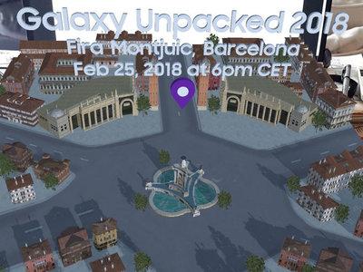 Galaxy UNPACKED 2018, prepárate para el lanzamiento del Galaxy S9, con realidad aumentada incluida