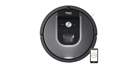 Ofertón del día en Amazon para el robot aspirador Roomba 960: hoy lo tienes con una rebaja de 170 euros
