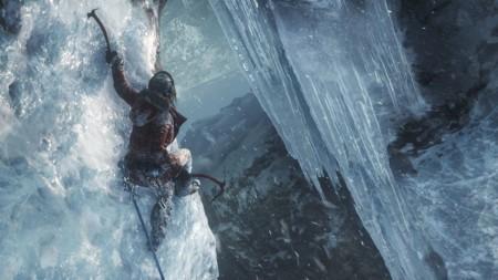 Xbox 360 no sale tan mal parada respecto al Rise of the Tomb Raider de Xbox One