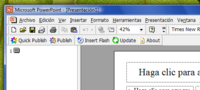 iSpring, convierte tus presentaciones de PowerPoint en archivos Flash