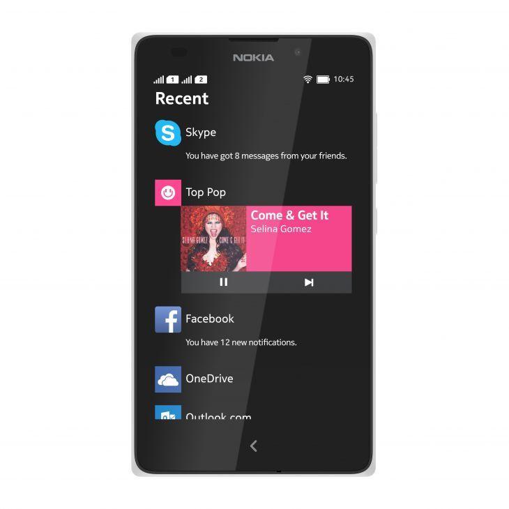 Foto de Nokia XL 2 (6/10)