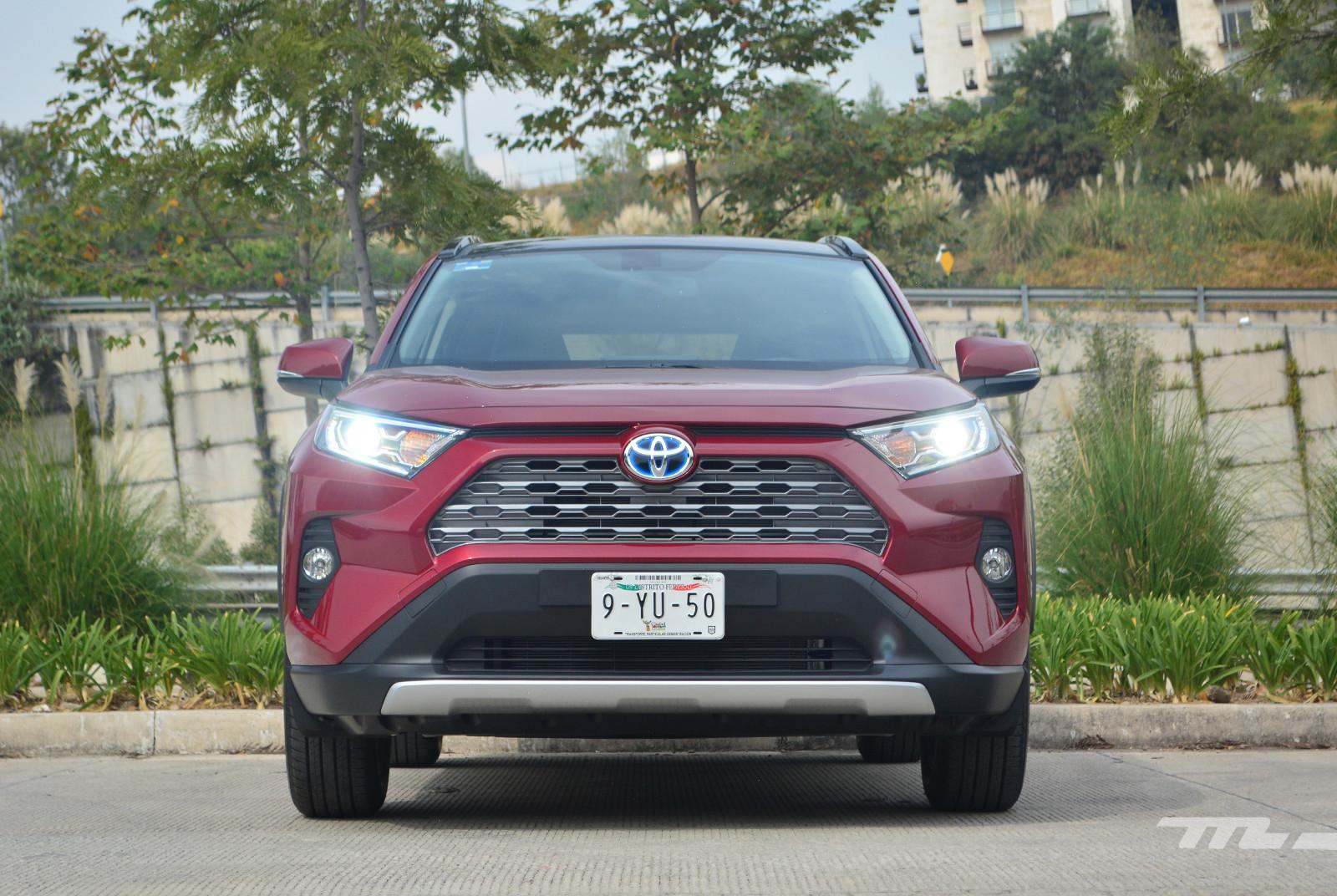 Foto de Toyota RAV4 Hybrid (prueba) (5/21)
