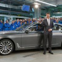El BMW Serie 7 2015 se empezará a fabricar en breve aunque no llegará hasta octubre