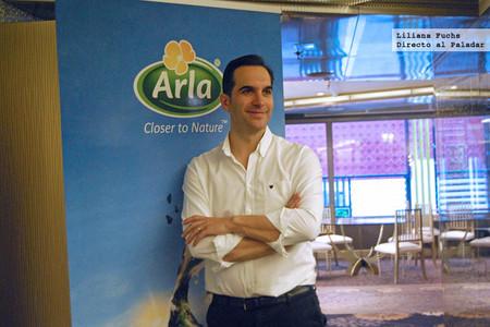 Mario Sandoval y Arla Foods