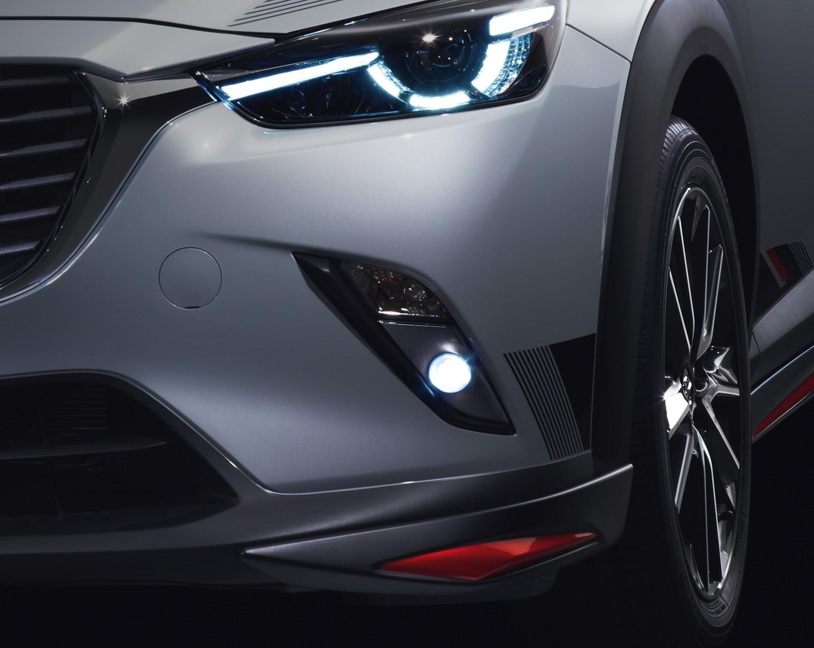 Foto de Accesorios para Mazda CX-3 - CX-5 (1/12)