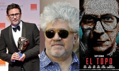 BAFTA 2012 | Ganadores | Almodóvar se cuela entre el artista y el topo