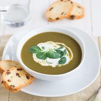 15 Sopas y cremas de verduras caseras fáciles y rápidas para cuidar tu peso