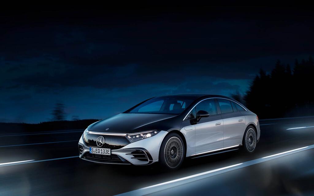 El nuevo Mercedes-Benz EQS, con 770 km de autonomía y hasta 762 CV, es el primer coche eléctrico realmente de lujo