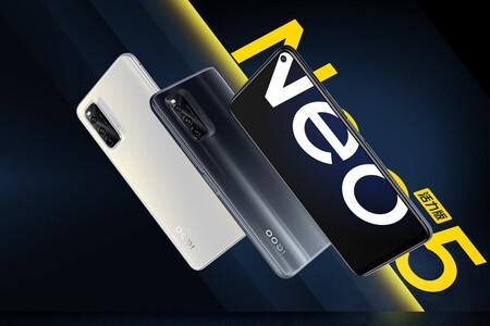 Vivo IQOO Neo 5 Lite: pantalla a 144 Hz, Snapdragon 870 y un precio ajustado