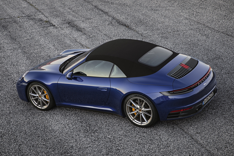 Foto de Porsche 911 (992) Cabriolet (7/10)