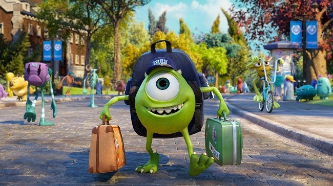 Mike Wazowski en 'Monstruos University'