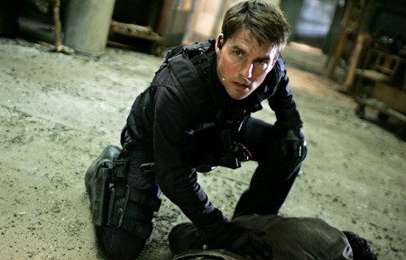 Mission Impossible Ethan Hunt Tom Cruise