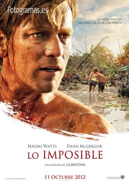 Foto de 'Lo imposible', carteles de la película de J.A. Bayona (2/3)