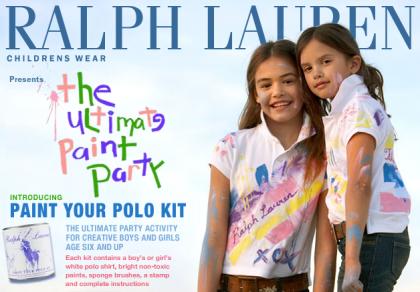 Diseña tu propio Polo Ralph Lauren