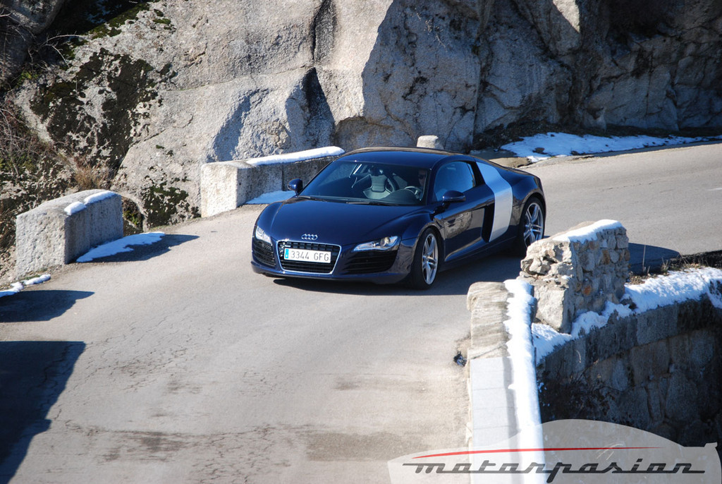 Foto de Audi R8 4.2 FSI R tronic (prueba) (9/50)