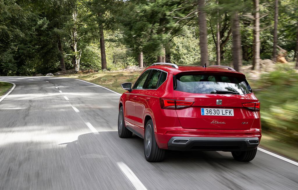 Probamos el nuevo SEAT Ateca: un SUV compacto con instrumentación digital de serie y que brilla con 190 CV y tracción total