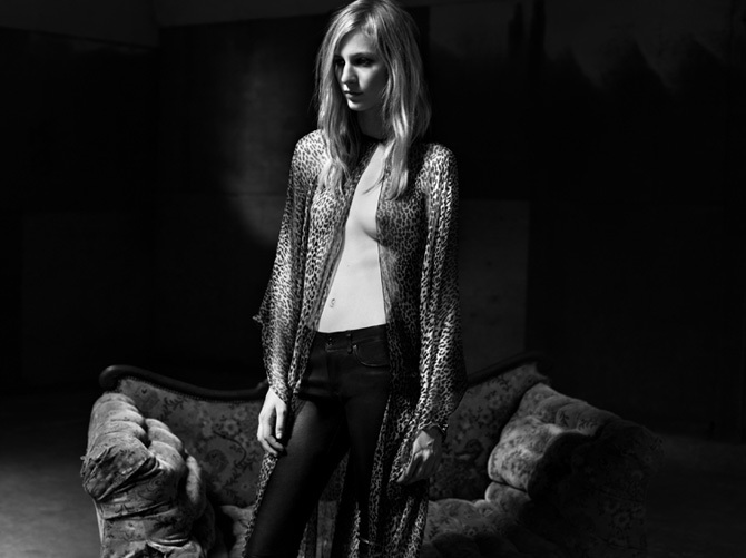 Saint Laurent Primavera-Verano 2013