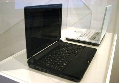 Fujitsu LifeBook P7230, ultraportátil de 10 pulgadas