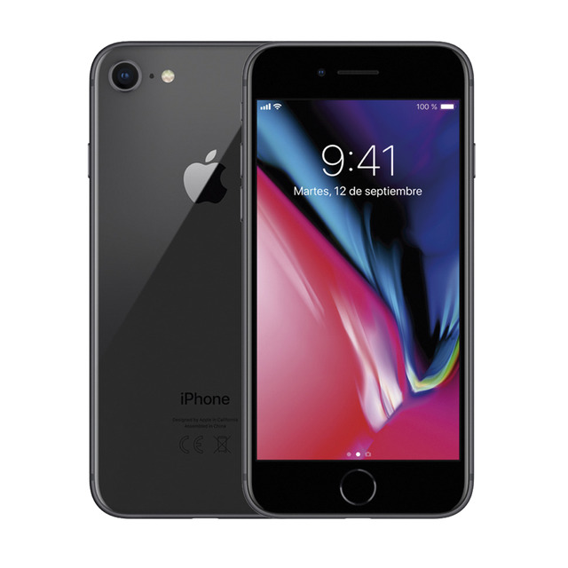 iPhone 8 64 GB Gris Espacial