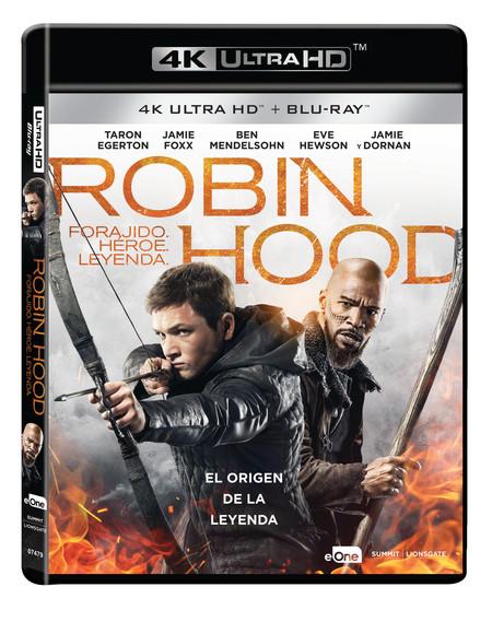 Robin Hood Ultra 4k 1