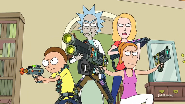 Rick And Morty S02 Still