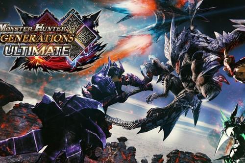 Hemos jugado a Monster Hunter Generations Ultimate: la caza mayor de Capcom llega a Switch dando un paso hacia atrás