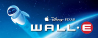 Un robot iPod en Wall-E, la próxima película de Pixar
