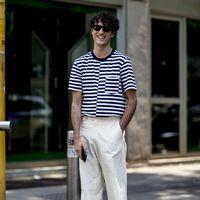 El mejor streetstyle de la semana: el pantalón blanco resolverá todos los looks del buen tiempo