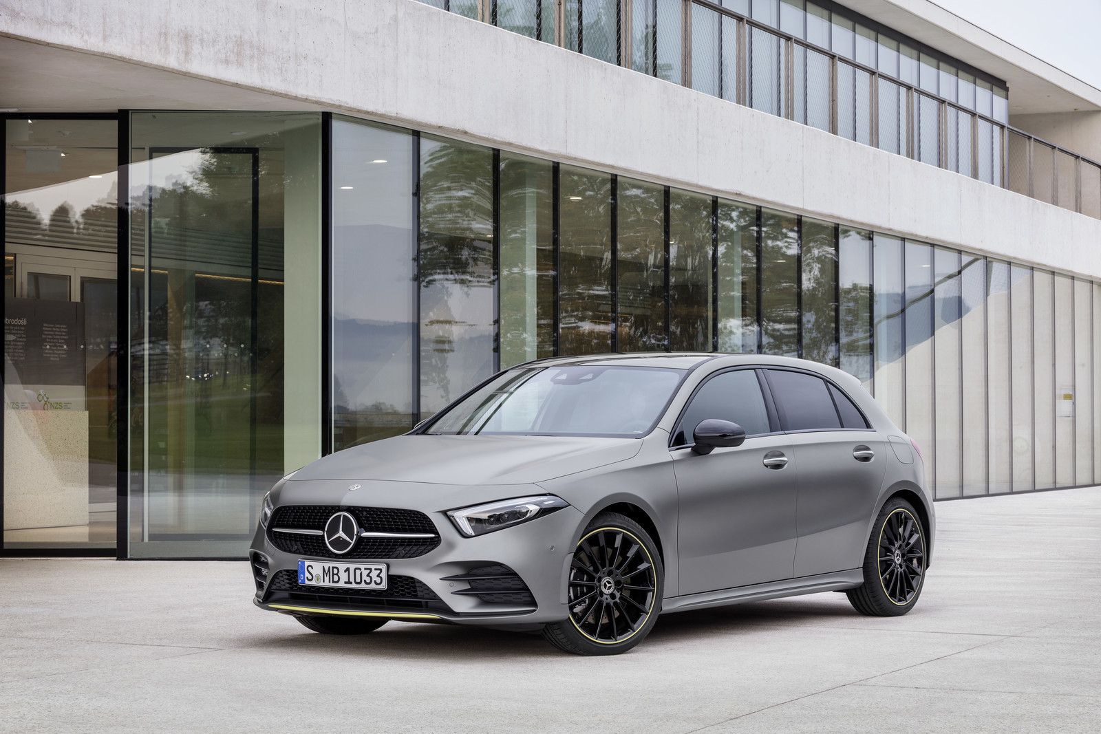 Foto de Mercedes-Benz Clase A 2018 (29/139)