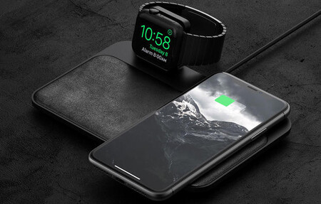 Nomad Base Station Apple Watch Edition