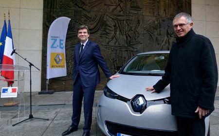 La confianza de Renault en el futuro del vehículo eléctrico