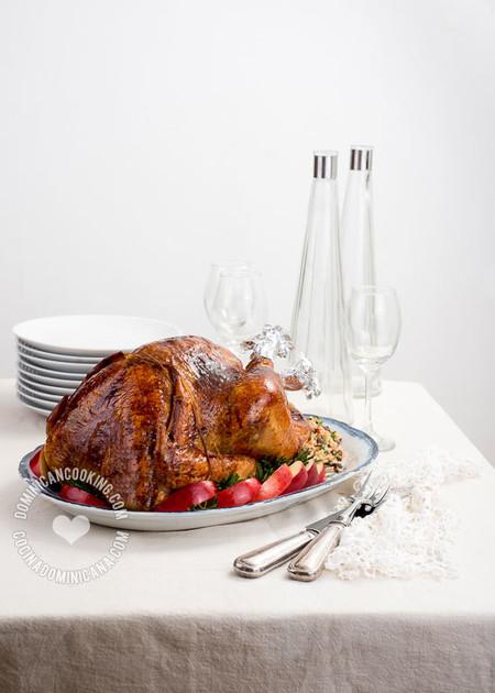 Paseo por la gastronomía de la red: recetas especiales para Acción de Gracias