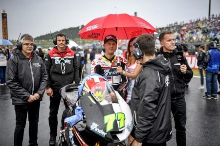 No hemos completado la pretemporada y Suter vuelve a quedarse fuera del mundial de Moto2