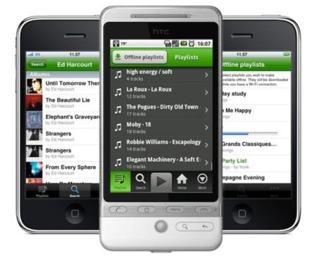 Spotify para móviles, ¿gratis?