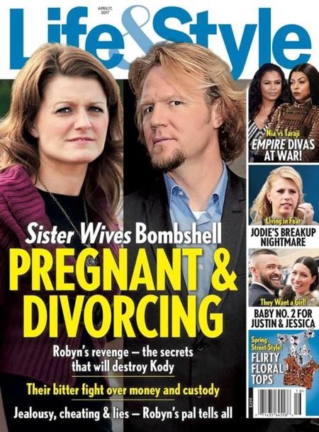 Escándalos de parejas en la tele