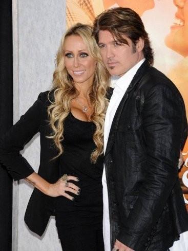 Billy Ray y Tish Cyrus, otros que se divorcian