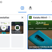 Cómo activar la agrupación de pestañas en Chrome para Android