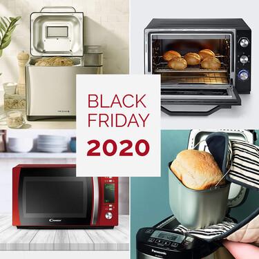 Panificadoras, hornos microondas y de sobremesa para preparar pan casero en oferta durante el Black Friday 2020