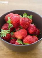 Ya ni me acordaba de lo buenas que estaban las fresas de verano