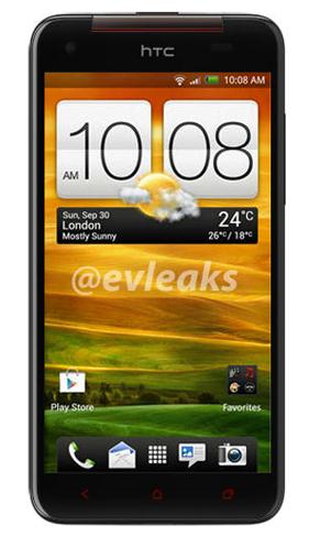 Se filtra imagen del HTC Deluxe, el móvil con pantalla de cinco pulgadas que tal vez ahora sí llegue a México
